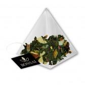 Té Negro Chai Tea Cardamomo. 15 Piramides de Té.