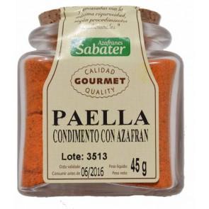 Paellero Gourmet Sabater