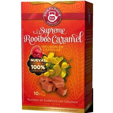 Rooibos Caramel Cápsulas Pompadour