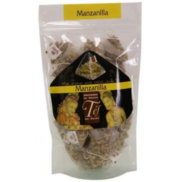 Manzanilla 40 pirámides