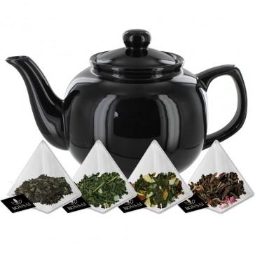 degustación té negro