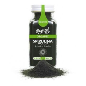 spirulina organica super alimento