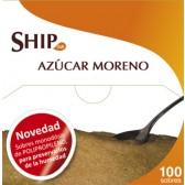 Azúcar Moreno Ship