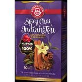 Spicy Chai Indian Tea Cápsulas
