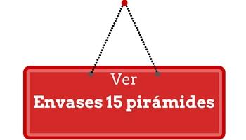 envases 15 pirámides