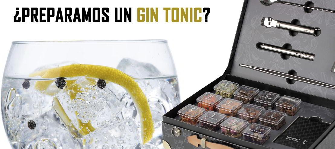 especias para gin tonic
